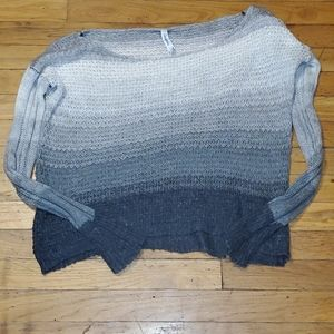 Women's super soft aeropostale sweater size large